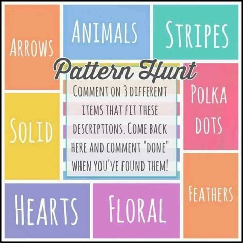 interactive pattern activities for reception 607 best lularoe facebook and party posts images on