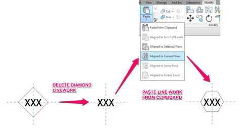 revit tags tutorial create curtain wall tag looks identical to window tag