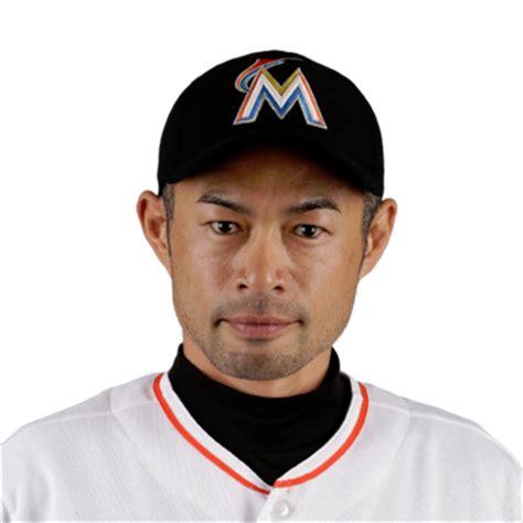 Ichiro Suzuki Biography Ichiro Suzuki Stats News Bio Highlights On Tsn