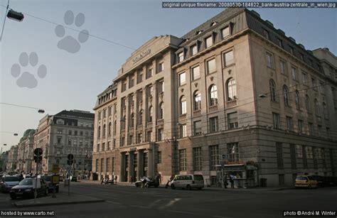 bank austria öffnungszeiten bank austria zentrale in wien unterwegs in wien mai 2008