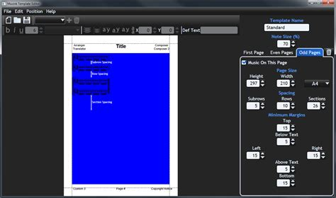 video format editor free download template editor musink help music notation editor