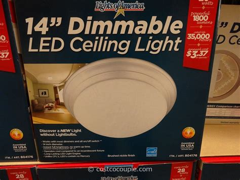 Costco Ceiling Lights by Costco Led Light Fixture Choice Image Home Fixtures
