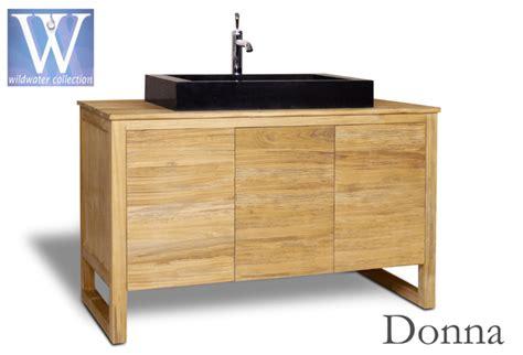 teak bathroom furniture bathroom furniture the donna teak collection