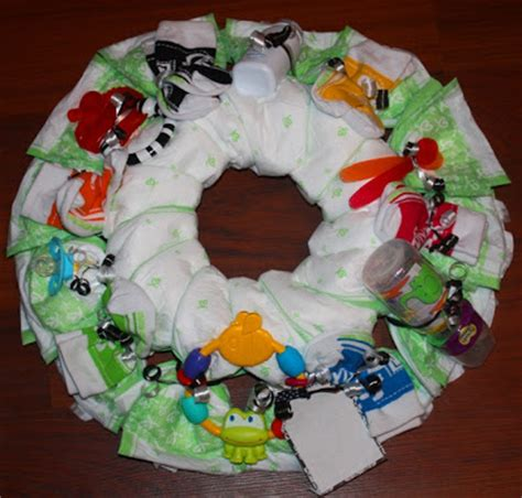 Baby Shower Wreath Tutorial by How To Make A Wreath With 30 Ways