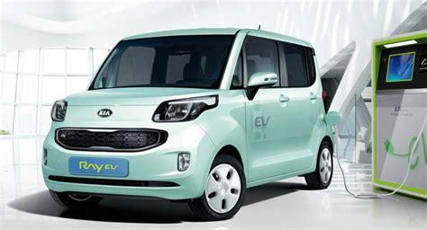 Electric City Kia Kia Ev Launched In Korea