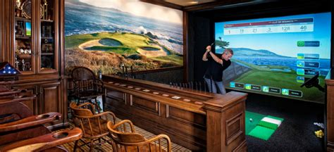 Room Decorating Simulator 9 things your golfer man cave needs including one that