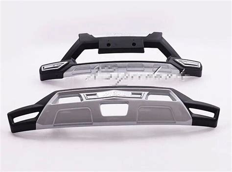 All New Innova List Bumper Depan Bawah Front Lower Bumper Trim Chrome free shipping high quality front rear bumper protector guard for nissan x trail 2014 in