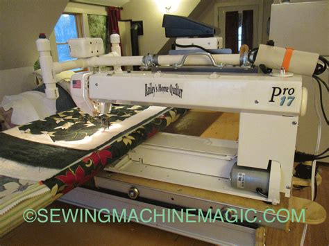 Bailey Quilting Machine For Sale by Sewing Machine Obsession For Sale Bailey Home Quilter