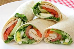 wrap sandwich recipes cdkitchen