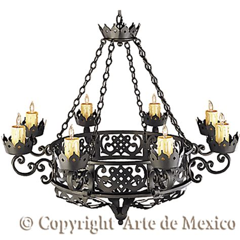 Wrought Iron And Crystal Chandeliers Ch077 3 Wrought Iron Lighting Page