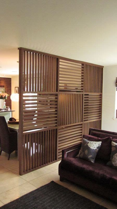 slatted room divider slatted room divider google search leasing office