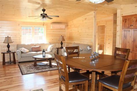 modular homes  log sided homes