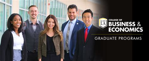 Csula Mba Tuition by Cbe Graduate Programs California State Los