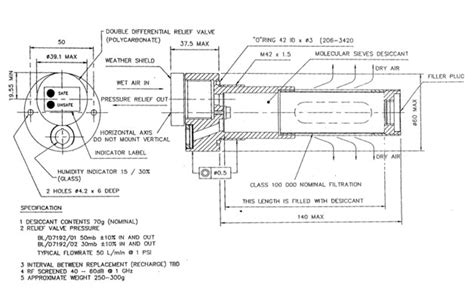 diagram of a dessicator item valved desiccators on drytech incorporated