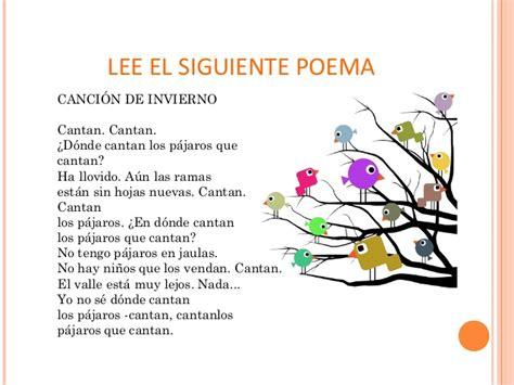 versos cortos de aves poemas cortos de pajaros literatoes poemas para infantil