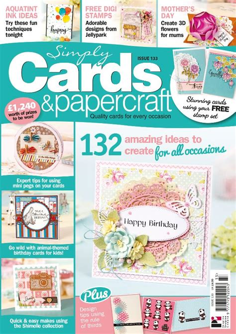 Simply Papercraft - 44 best images about papercraft magazines covers on
