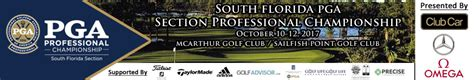 south florida pga section sfpga section professional chionship section