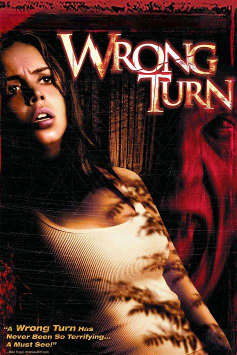 film terbaik wrong turn دانلود فیلم پیچ اشتباه ۱ wrong turn