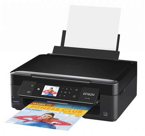 epson expression home xp 420 small in one dimensions