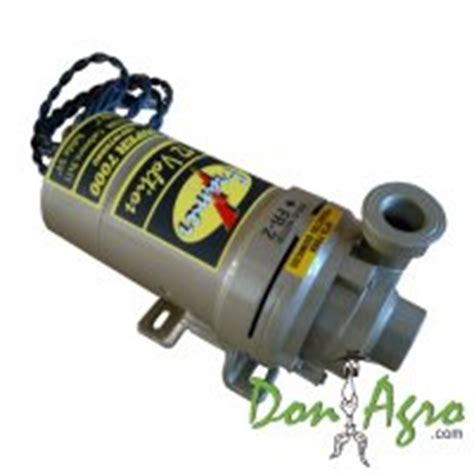 Volt Mba by Electrobomba 12 O 24 Volts 7000 Don Agro