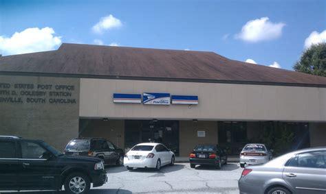 Us Post Office Greenville Sc by U S Post Office Bureau De Poste 100 Orchard Park Dr