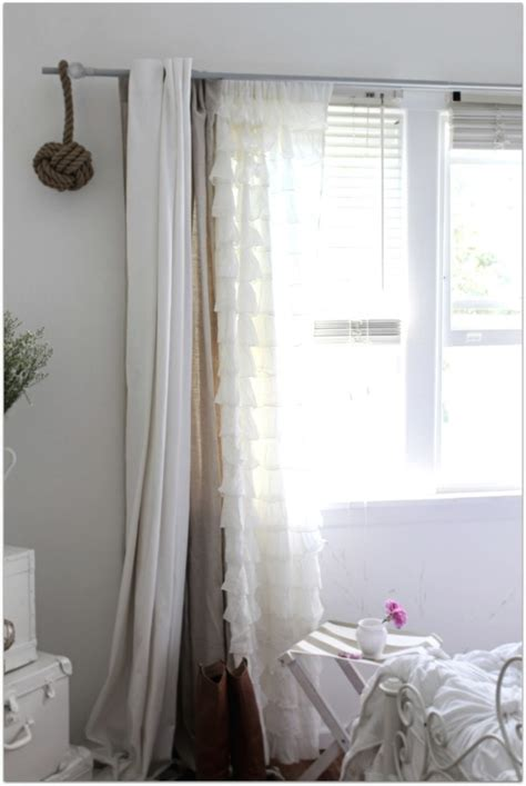 layering curtains with sheer six spring fashion trends to try at home