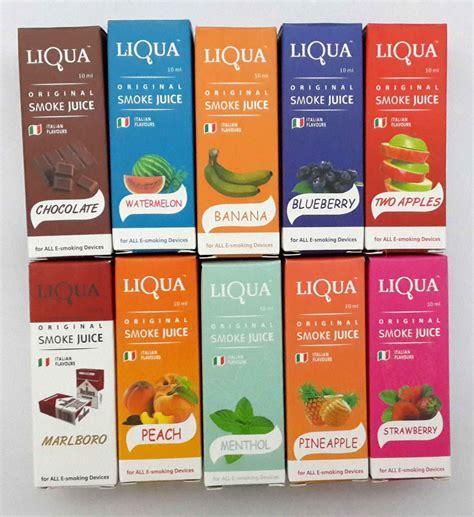E Liquid E Juice Refill Rokok Elektrik Liqua 20ml Jual E Liquid Liqua Rokok Elektrik Refill Yadishop