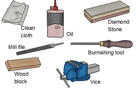 cabinet scraper burnishing tool how to sharpen a flat cabinet scraper