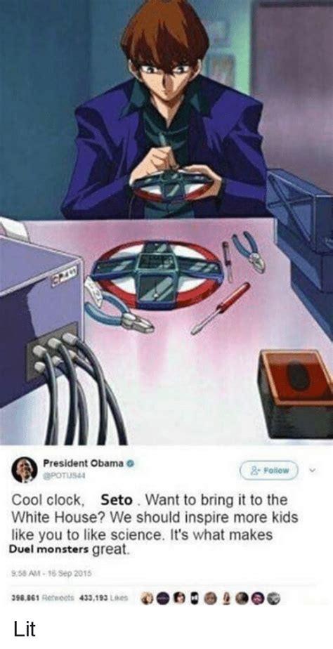 obama cool clock president obama 8 follow potus44 cool clock seto want to