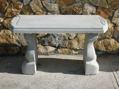 concrete garden benches for sale boquete ning panama