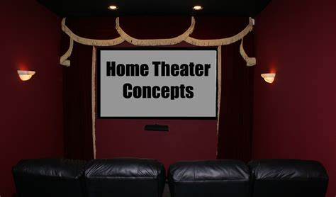100 home theater design concepts home theater