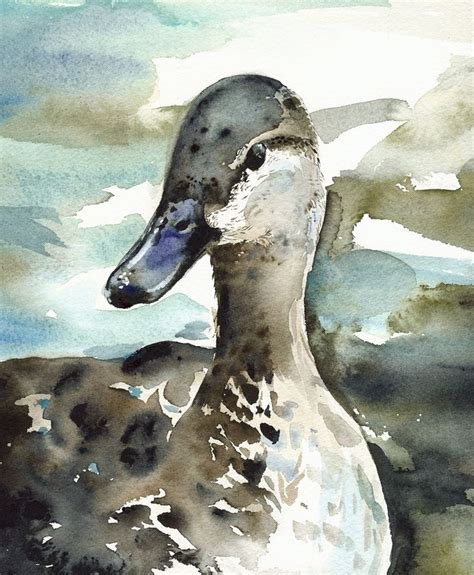 watercolor duck tutorial 17 best images about painting ducks on pinterest old