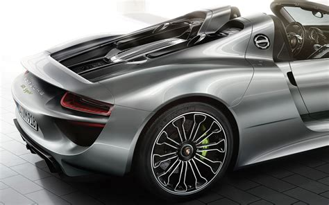 porsche 918 range energy the 918 spyder