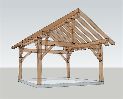 timber frame design details 16x16 timber frame plan timber frame hq