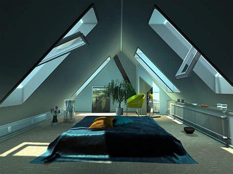 schlafzimmer dachgeschoss bedroom padstyle interior design modern