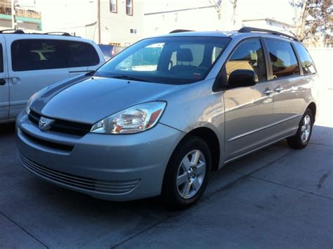 manual cars for sale 2004 toyota sienna transmission control used 2004 toyota sienna minivan 8 390 00