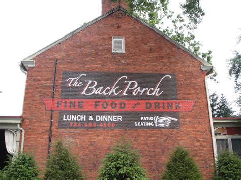 Back Porch Restaurant Vernon Pa back porch restaurant vernon pa cooks and eatscooks and eats