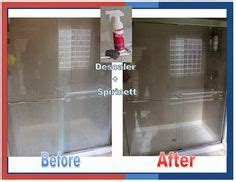 Best Limescale Remover For Shower Doors Calcium Remover On Pinterest Water Water Remover And Water Stains