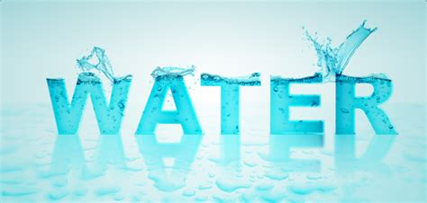 water typography tutorial photoshop 5 water letters design images water splash text effect