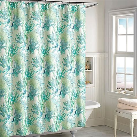 teal curtains bed bath and beyond ursula shower curtain in teal bed bath beyond