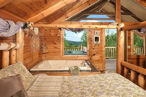 gatlinburg cabin rental kandy kisses 1 bedroom gatlinburg cabin rental
