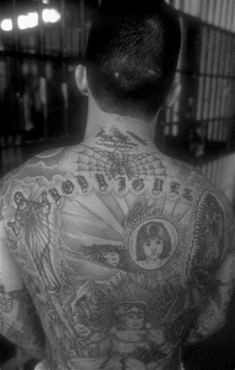 prison tattoo process 160 best images about gang prison tattoos gangsters and