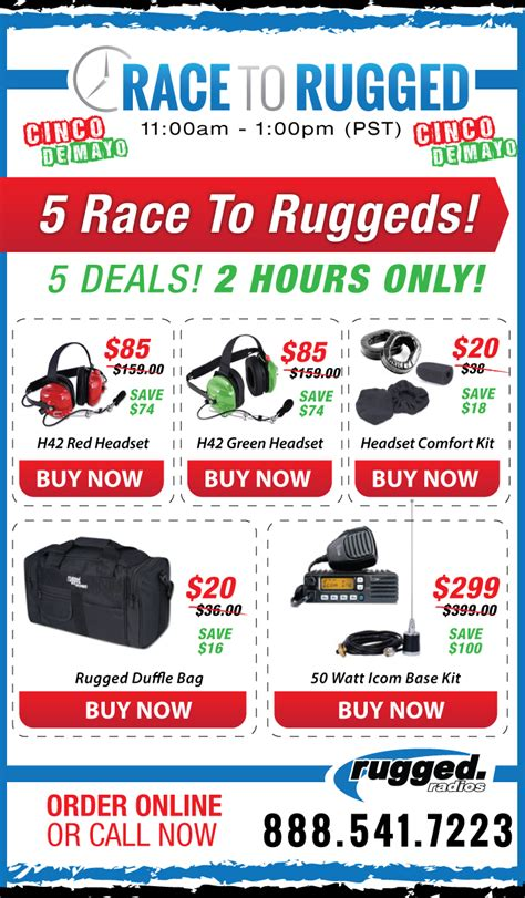 rugged race products race to rugged sales