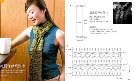 Modele Echarpe Crochet