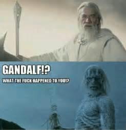 White Walkers Meme - gandalf what happened white walker motley news photos