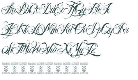 running writing tattoo font generator 8 gangster cursive fonts images tattoo cursive