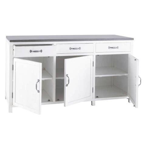 meuble de cuisine avec plan de travail meuble plan travail cuisine cuisine hetre et gris cuisine