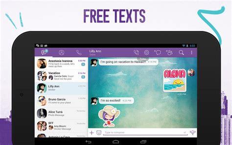 viber download android tablet viber screenshot