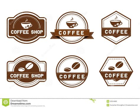 coffee house logo design coffee shop logo vector gengenz