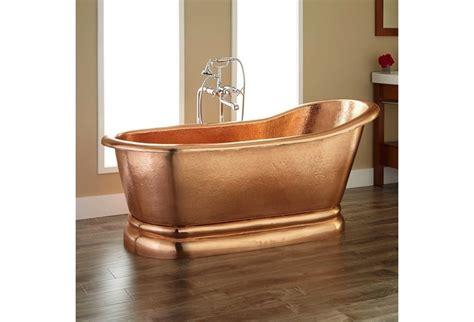 copper bathtub canada polished copper tub photos hgtv canada